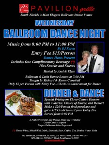 Pavilion-Ballroom + Latin-Wednesday