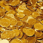 gold coins-coinage