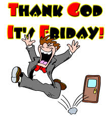 TGIF-Thank G-d its Friday-index