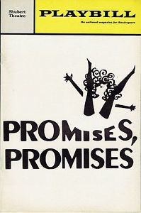 Promises Promises=theater-September 26 to nov. 1-2015-$_35